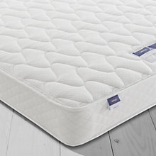 Buy Silentnight Sleep Soundly Miracoil Comfort Mattress, Firm, King Size Online at johnlewis.com