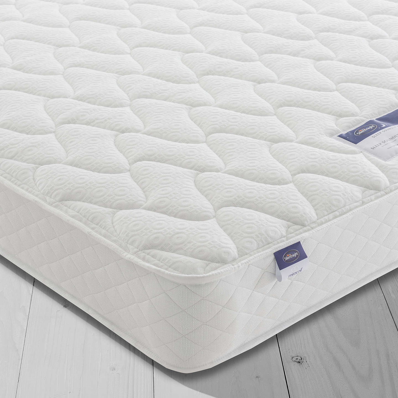 silentnight sleep soundly miracoil comfort mattress firm. Black Bedroom Furniture Sets. Home Design Ideas