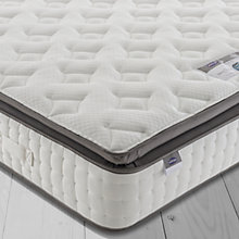 Buy Silentnight Sleep Genius 2800 Pocket Latex Mattress, Soft, Double Online at johnlewis.com