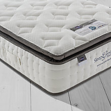 Buy Silentnight Sleep Genius 2800 Pocket Latex Mattress, Soft, Single Online at johnlewis.com