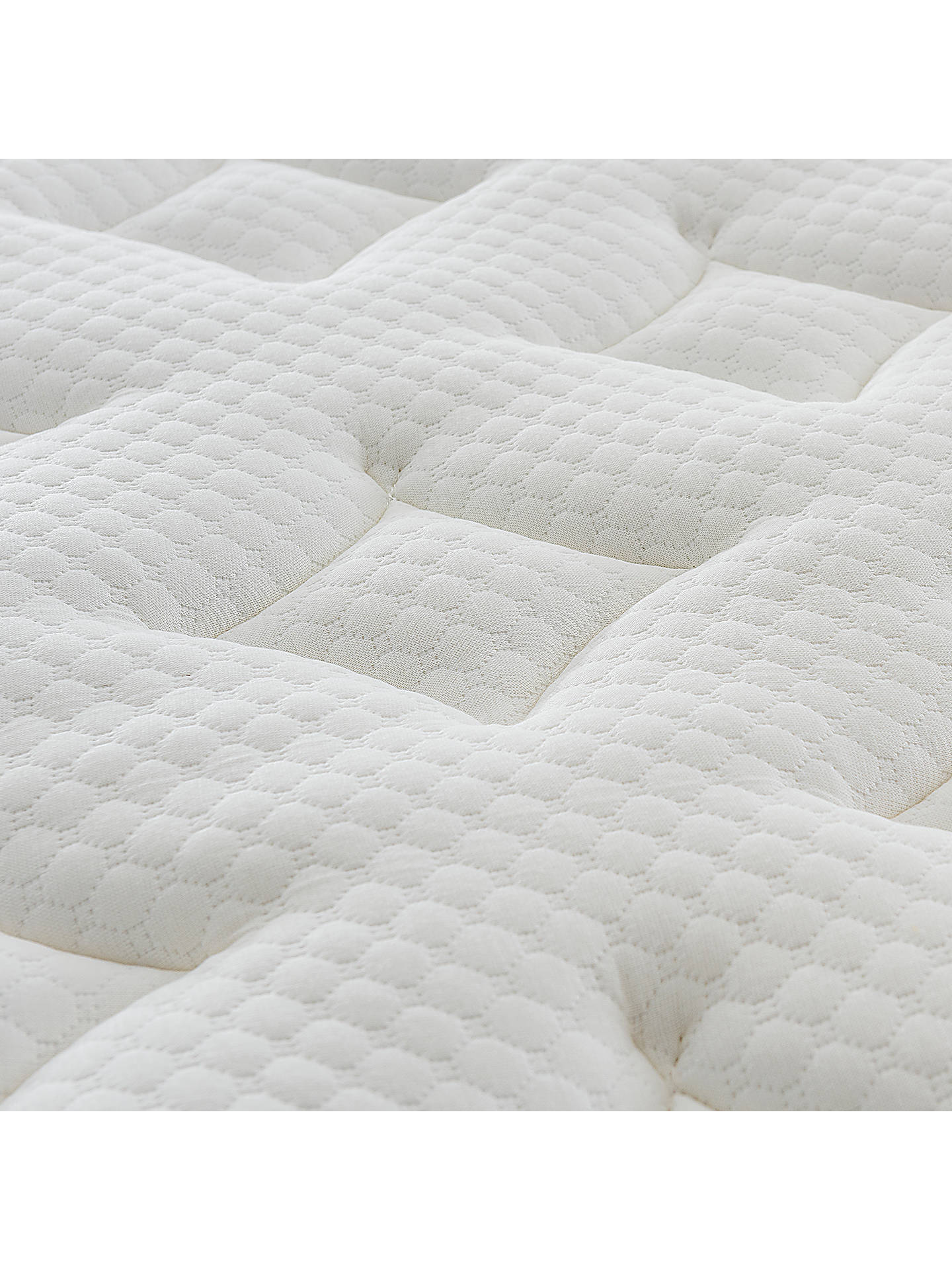 Buy Silentnight Sleep Genius 2800 Pocket Latex Mattress, Medium Tension, Single Online at johnlewis.com