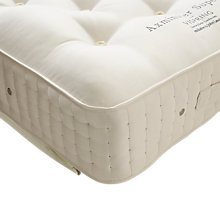 Buy Vispring Axminster Superb Zip Link Mattress, Medium, Super King Size Online at johnlewis.com