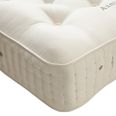 Vispring Axminster Superb Mattress, Medium, Super King Size