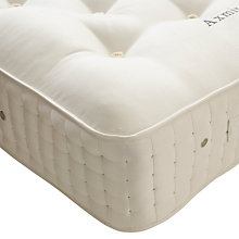 Buy Vispring Axminster Superb Mattress, Medium, Large Emperor Online at johnlewis.com