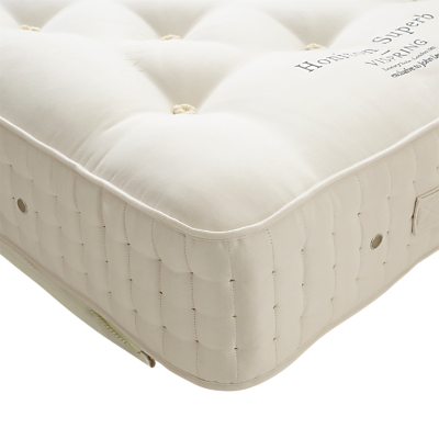 Vispring Honiton Superb Zip Link Mattress, Medium, Emperor