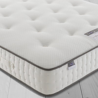 Silentnight Sleep Genius 1400 Pocket Memory Mattress, Firm, Super King Size