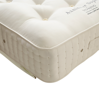 Vispring Axminster Superb Zip Link Mattress, Medium, Emperor