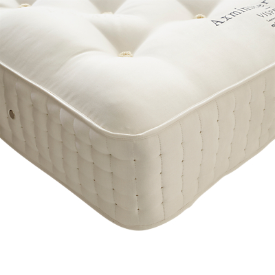 Vispring Axminster Superb Mattress, Medium, Small Double