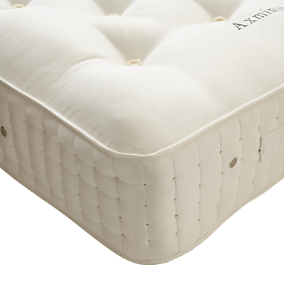 Vispring Axminster Superb Mattress, Medium, Emperor