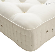 Buy Vispring Honiton Superb Mattress, Medium, Super King Size Online at johnlewis.com