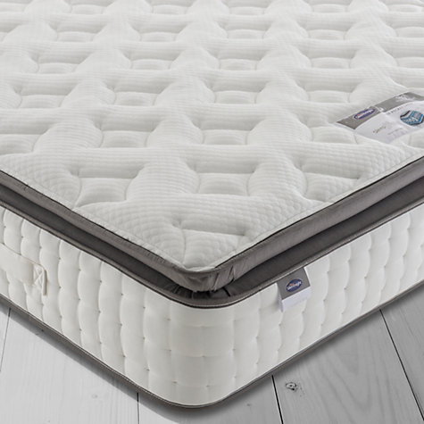 Silentnight Sleep Genius 2800 Pocket Latex Mattress Soft Super King Size Online At