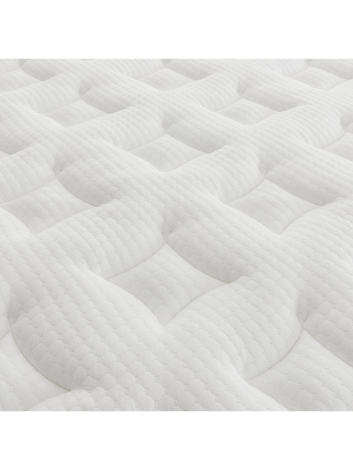 Buy Silentnight Sleep Genius 2800 Pocket Latex Mattress, Medium Tension, Super King Size Online at johnlewis.com