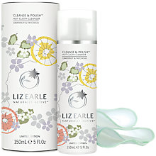 Buy Liz Earle Cleanse & Polish™ Grapefruit & Patchouli Limited Edition, 150ml Online at johnlewis.com
