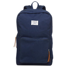 Buy Sandqvist Kim Ground Backpack, Blue Online at johnlewis.com