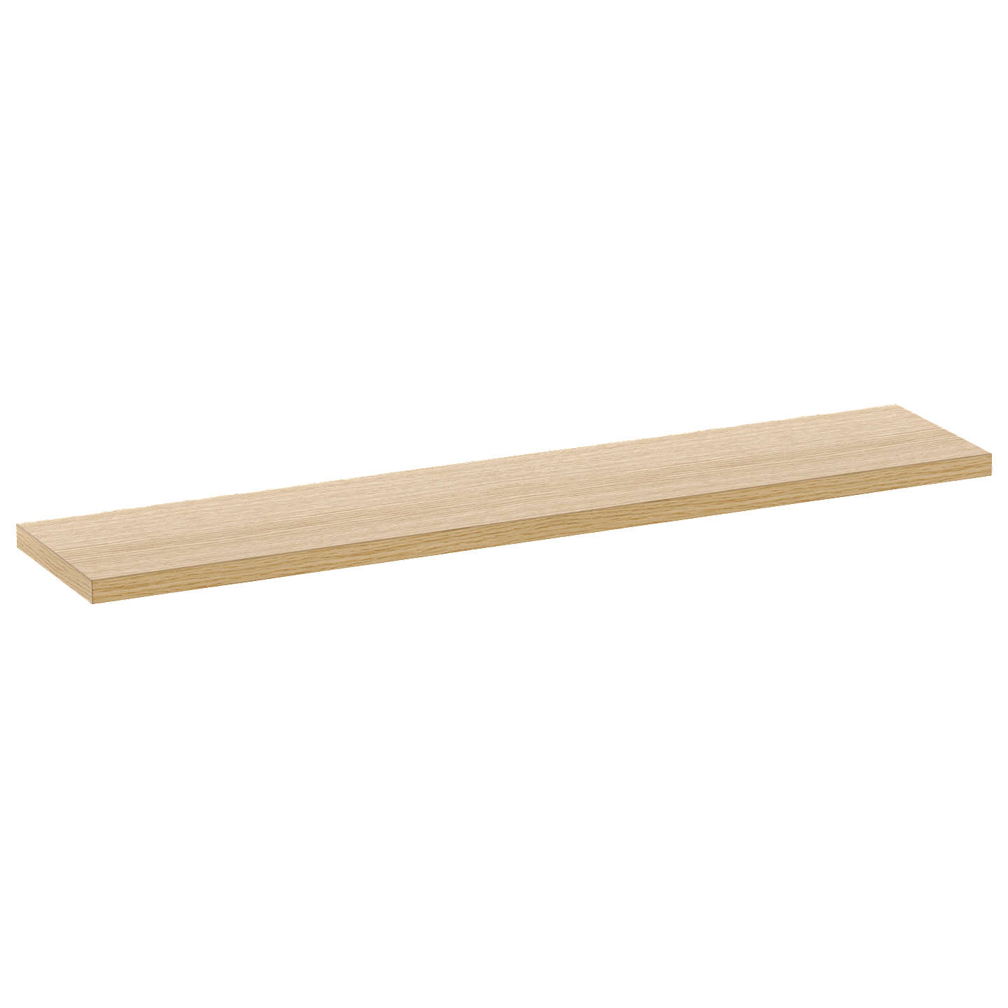 BuyHouse by John Lewis Mix it Wall Shelf, 60cm, Oak Online at johnlewis.com