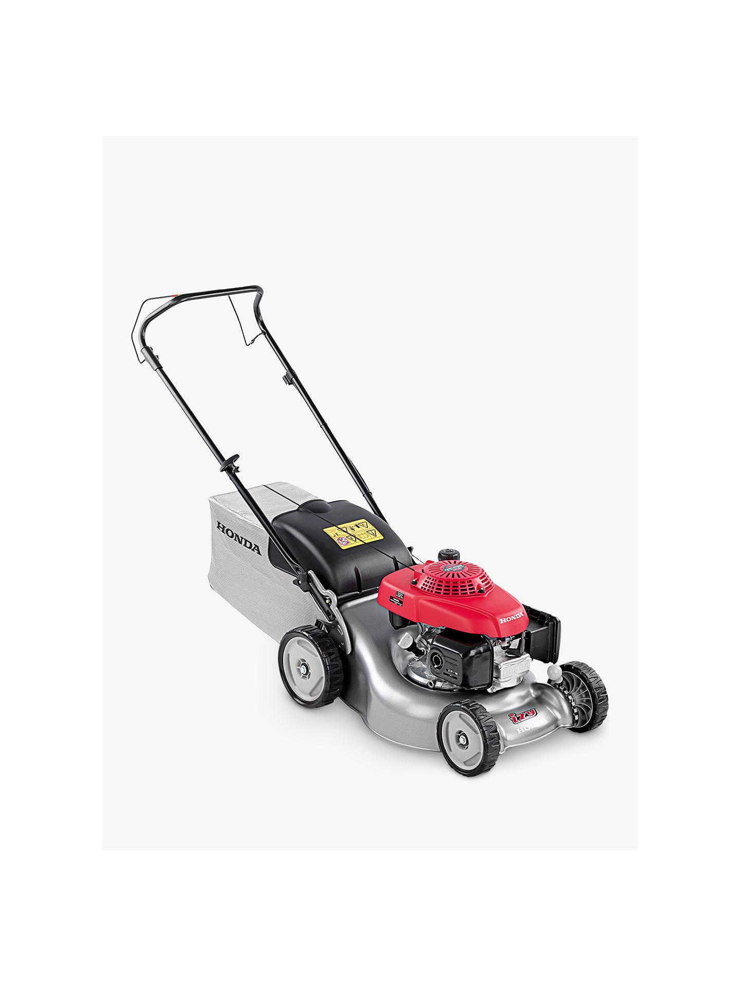 BuyHonda IZY HRG416PK Petrol Lawnmower Online at johnlewis.com
