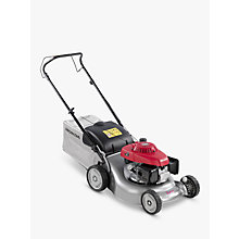 Buy Honda IZY HRG466PK Petrol Lawnmower Online at johnlewis.com