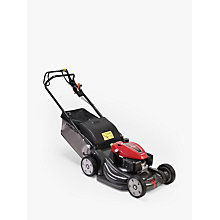 Buy Honda HRX537HY Self-Propelled Petrol Lawnmower Online at johnlewis.com