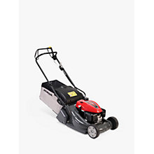Buy Honda HRX476QX Petrol Lawnmower Online at johnlewis.com