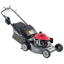 Buy Honda HRG536VL Self-Propelled Petrol Lawnmower Online at johnlewis.com