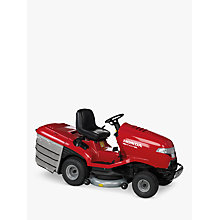 Buy Honda HF2417HT Petrol Ride On Lawnmower Online at johnlewis.com