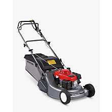 Buy Honda HRD536QX Self-Propelling Petrol Lawnmower Online at johnlewis.com