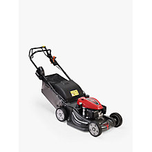 Buy Honda HRX537HZ Self-Propelling Petrol Lawnmower Online at johnlewis.com
