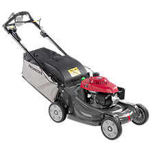 Buy Honda HRX537VYK Self-Propelled Petrol Lawnmower Online at johnlewis.com