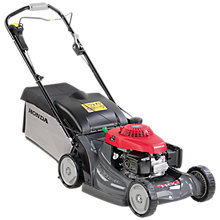 Buy Honda HRX476VY Self-Propelled Petrol Lawnmower Online at johnlewis.com