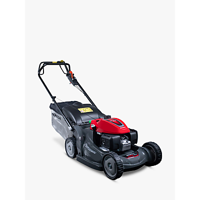 Product photo of Honda hrx476hy selfpropelled petrol lawnmower