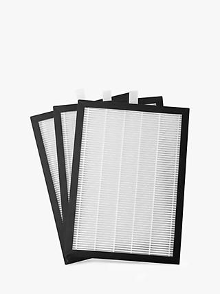 Meaco 12L Low Energy HEPA Filter, Pack of 3