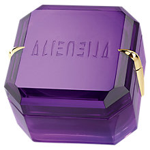 Buy Mugler Alien Body Cream, 200ml Online at johnlewis.com