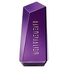 Buy Mugler Alien Shower Milk, 200ml Online at johnlewis.com