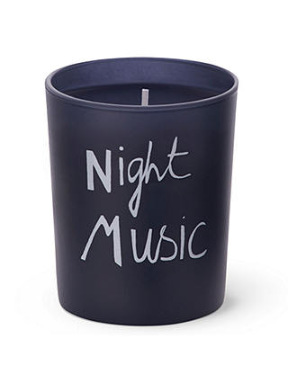 Buy Bella Freud Night Music Scented Candle, 190g Online at johnlewis.com