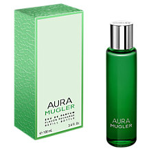 Buy Mugler Aura Eau de Parfum Refill Bottle, 100ml Online at johnlewis.com