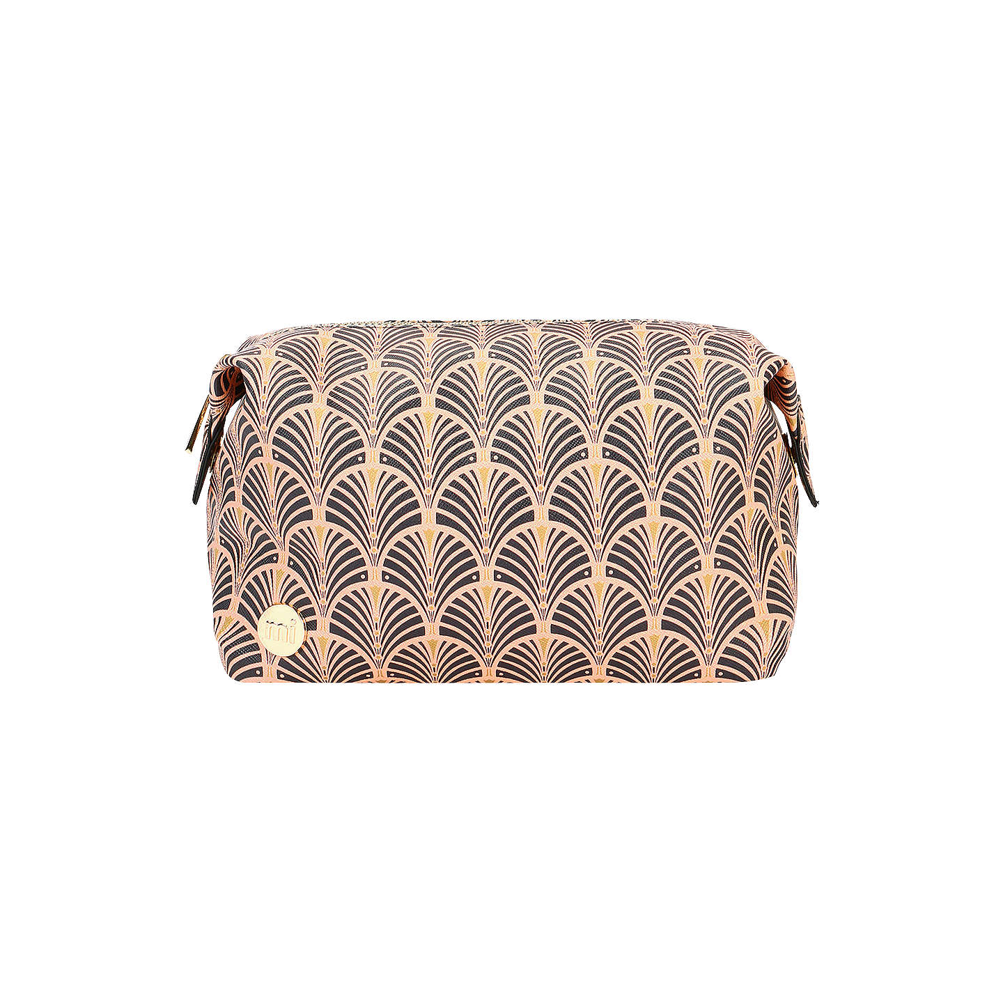 Offer Mi Pac Art Deco Wash Bag Multi At John Lewis