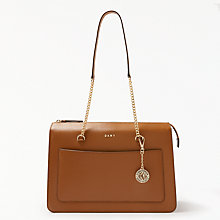 Buy DKNY Sutton Textured Leather Tote Bag Online at johnlewis.com