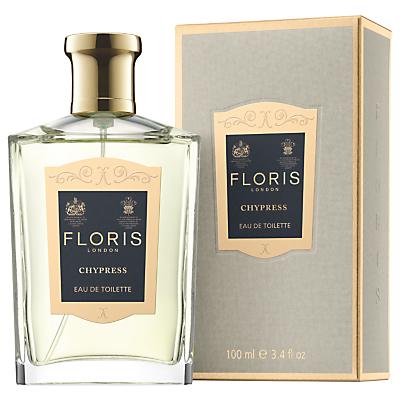 Floris Chypress Eau de Toilette, 100ml