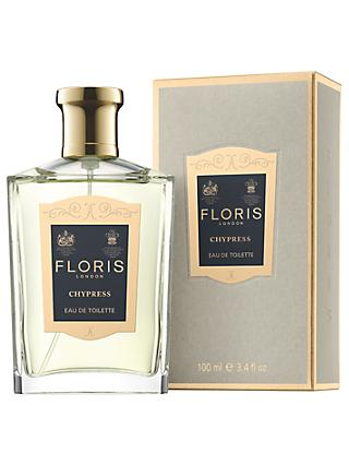 Floris Chypress Eau de Toilette, 100ml