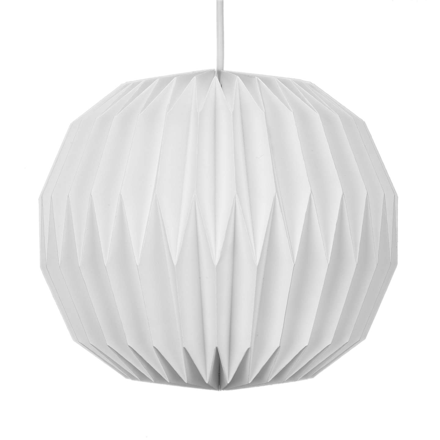 House by john lewis issie easy to fit ceiling shade white at john lewis buyhouse by john lewis issie easy to fit ceiling shade white online at mozeypictures Images
