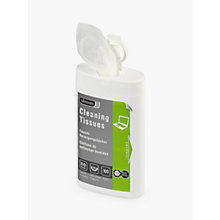 Buy Vivanco PC8 Screen Cleaning Tissues Online at johnlewis.com