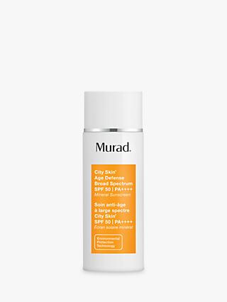 Murad City Skin Age Defence Broad Spectrum SPF50 I PA++++