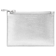 Buy Aspinal of London Leather Small Essential Pouch Purse Online at johnlewis.com