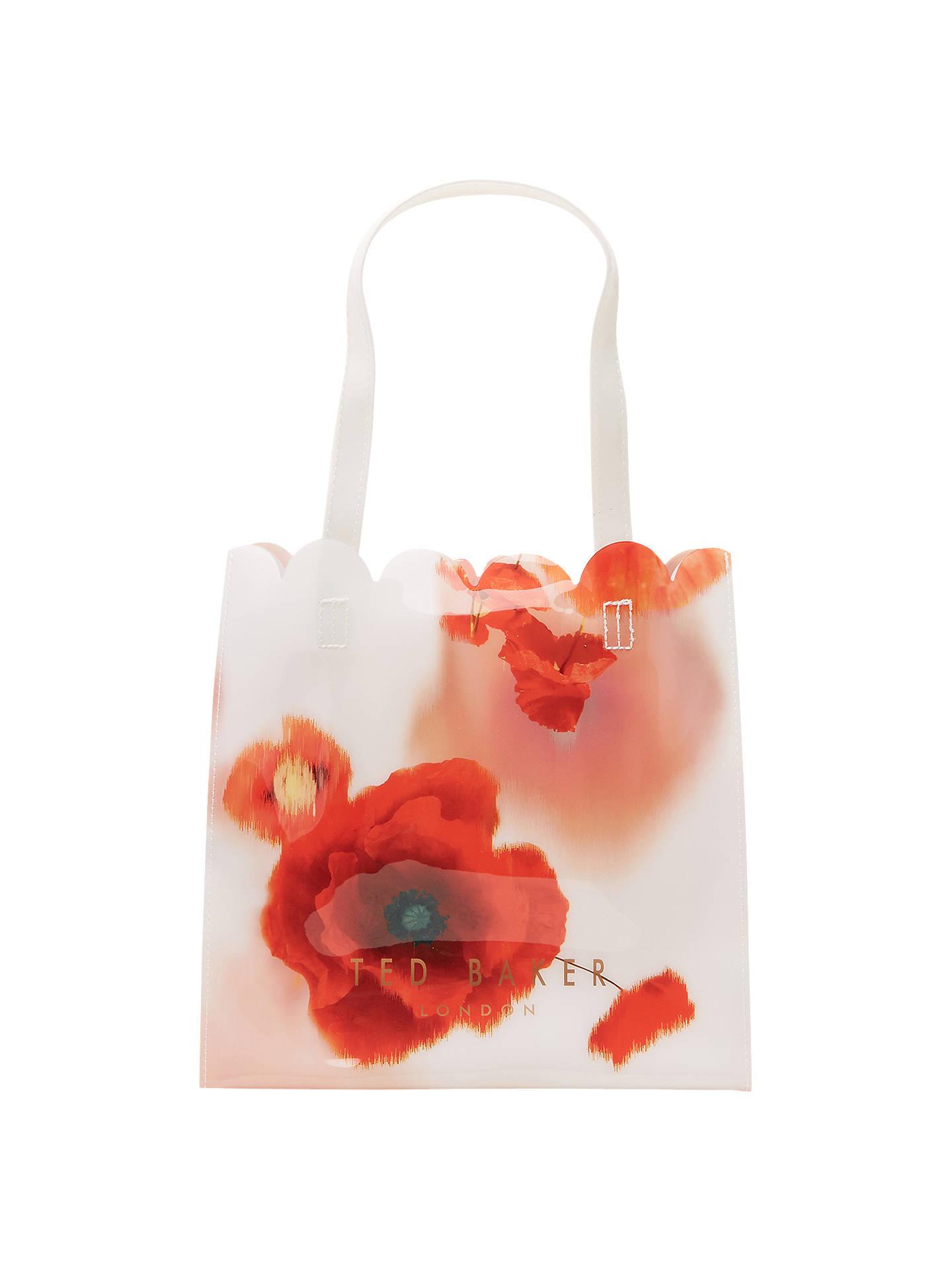 0cb48d4dffe6f Buy Ted Baker Melacon Playful Poppy Small Icon Shopper Bag