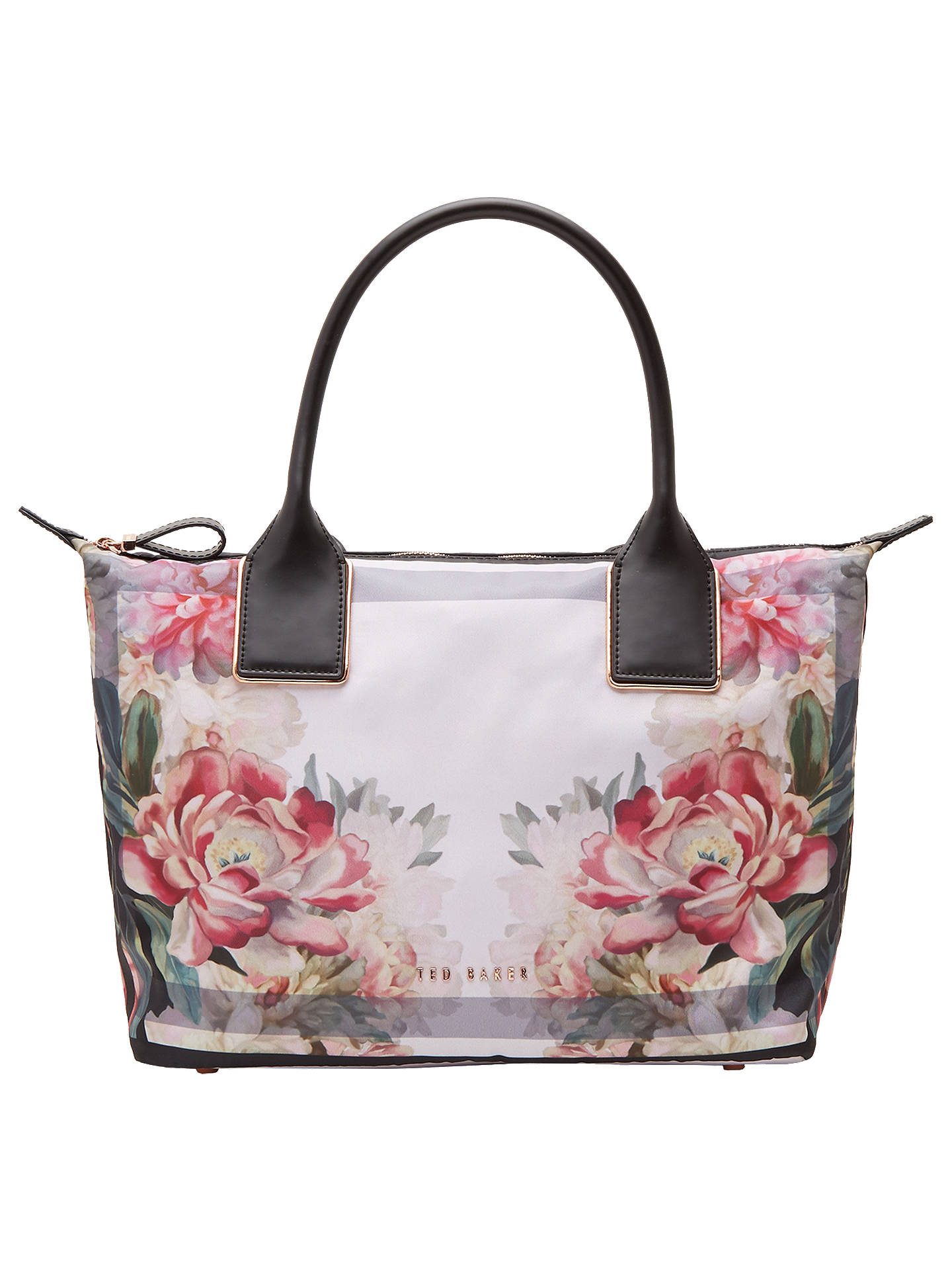 e39a511b1414c Buy Ted Baker Nisha Painted Posie Small Tote Bag