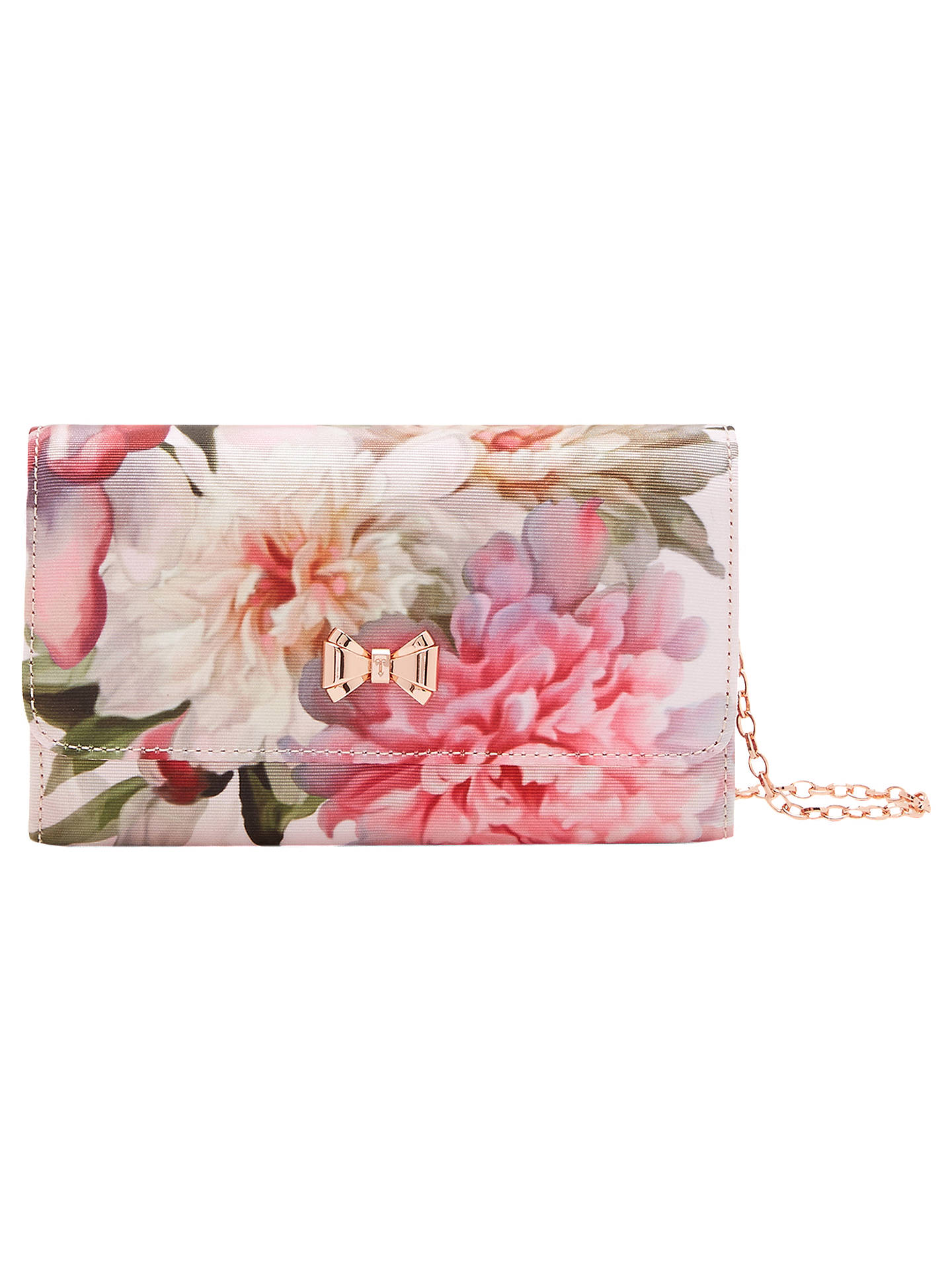 Painted Lewis John Baby Posie Bag Clutch Baker Pink Misoso At Ted