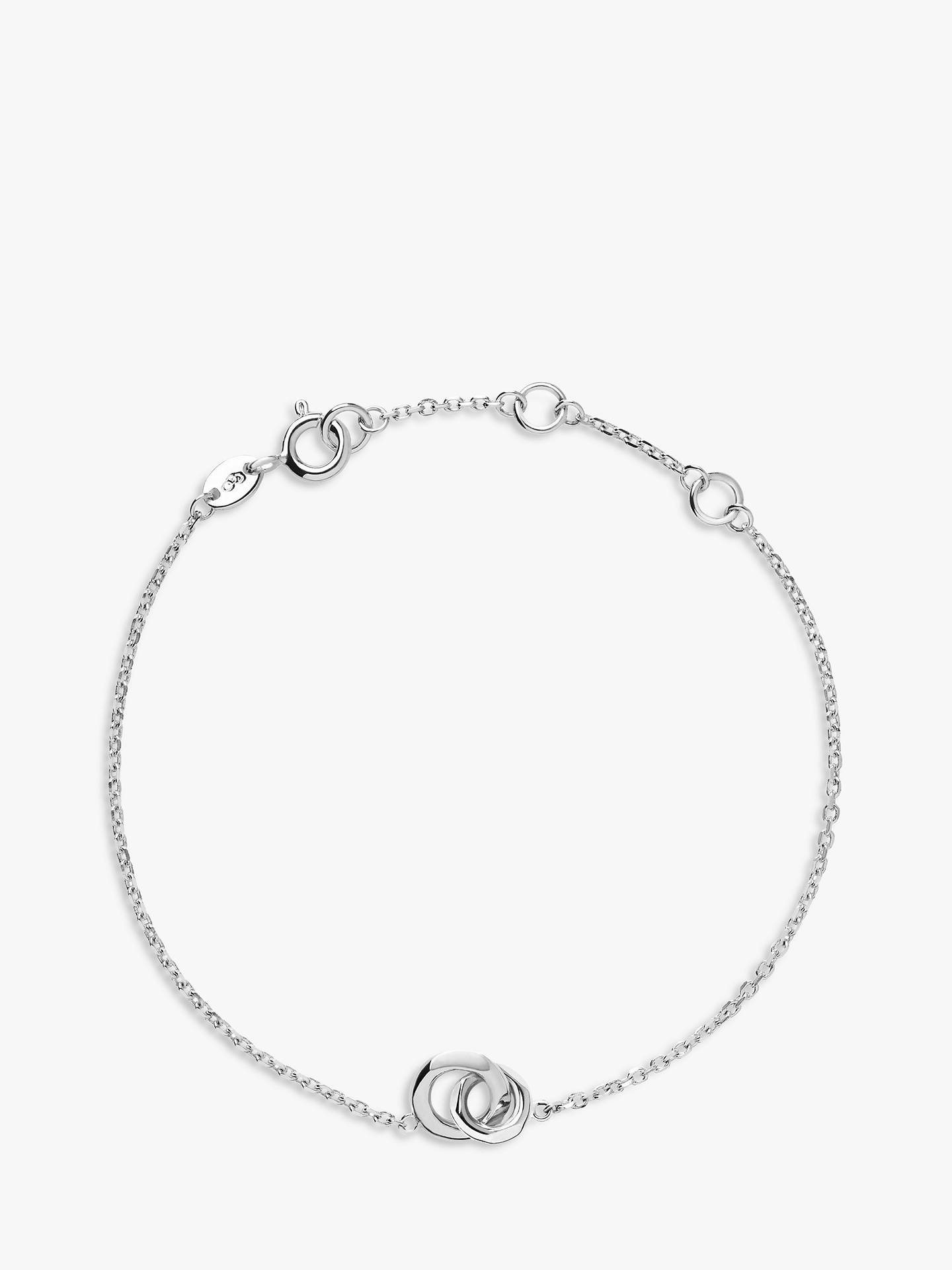 BuyLinks of London 20/20 Sterling Silver Mini Bracelet, Silver Online at johnlewis.com