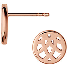 Buy Links of London Extension Round Stud Earrings Online at johnlewis.com