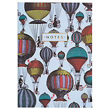 Buy Chase and Wonder Hot Air Balloon Notebook Online at johnlewis.com