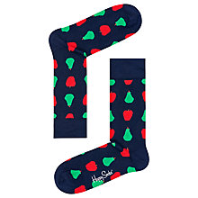 Buy Happy Socks Fruit Socks, One Size, Multi Online at johnlewis.com